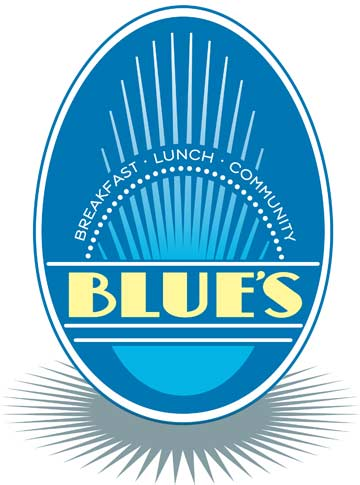 blue's egg logo