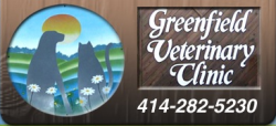 Greenfield vet clinic small logo