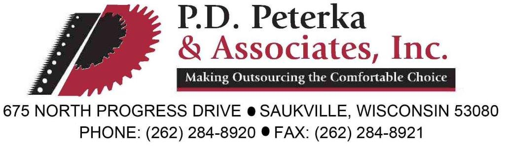 PD peterka logo