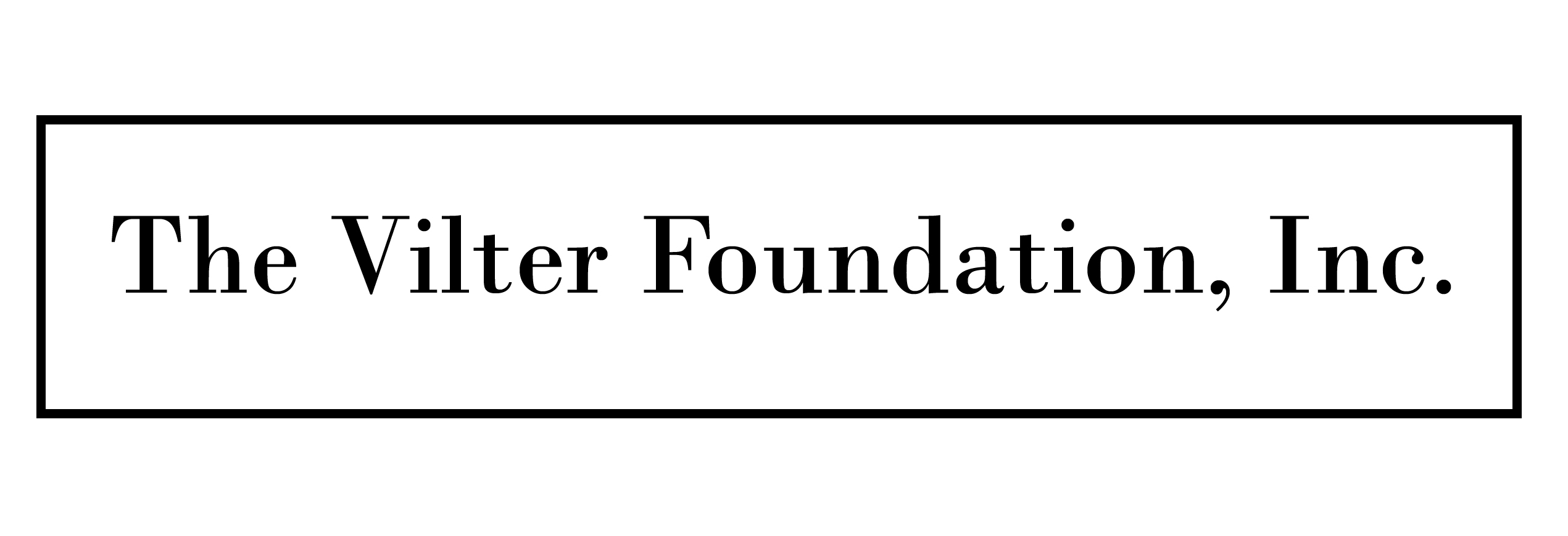 vilter foundation logo
